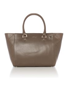 Warwick grey tote bag