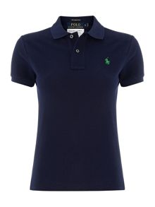 Polo Ralph Lauren Skinny fit short sleeved polo