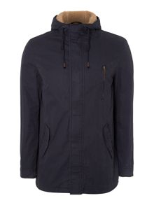 Luther borg lined parka