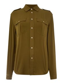Pippa long sleeved shirt