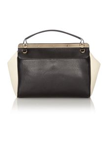 Cortina black small shoulder bag