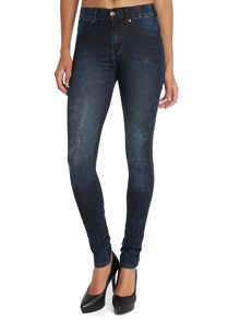 Dr Denim Plenty high-rise skinny jeans