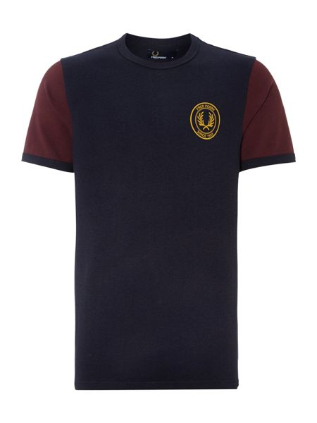 Fred Perry 1952 ringer short sleeve t shirt