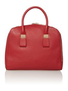 Twiggy red medium cross body bag