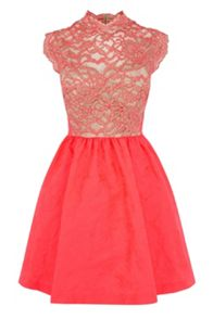 Alaina lace dress