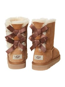 UGG Girls Bailey Bow Boot