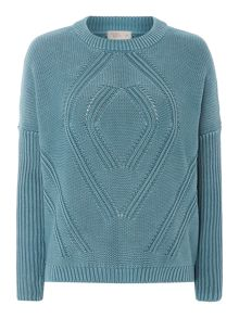 Overwash cable jumper