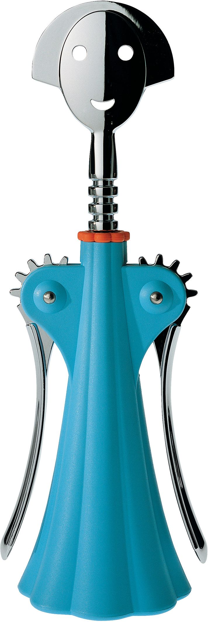 Image of Alessi Anna G Corkscrew, Blue