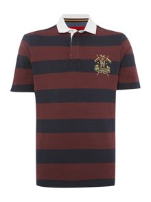 Howick Fulton stripe rugby