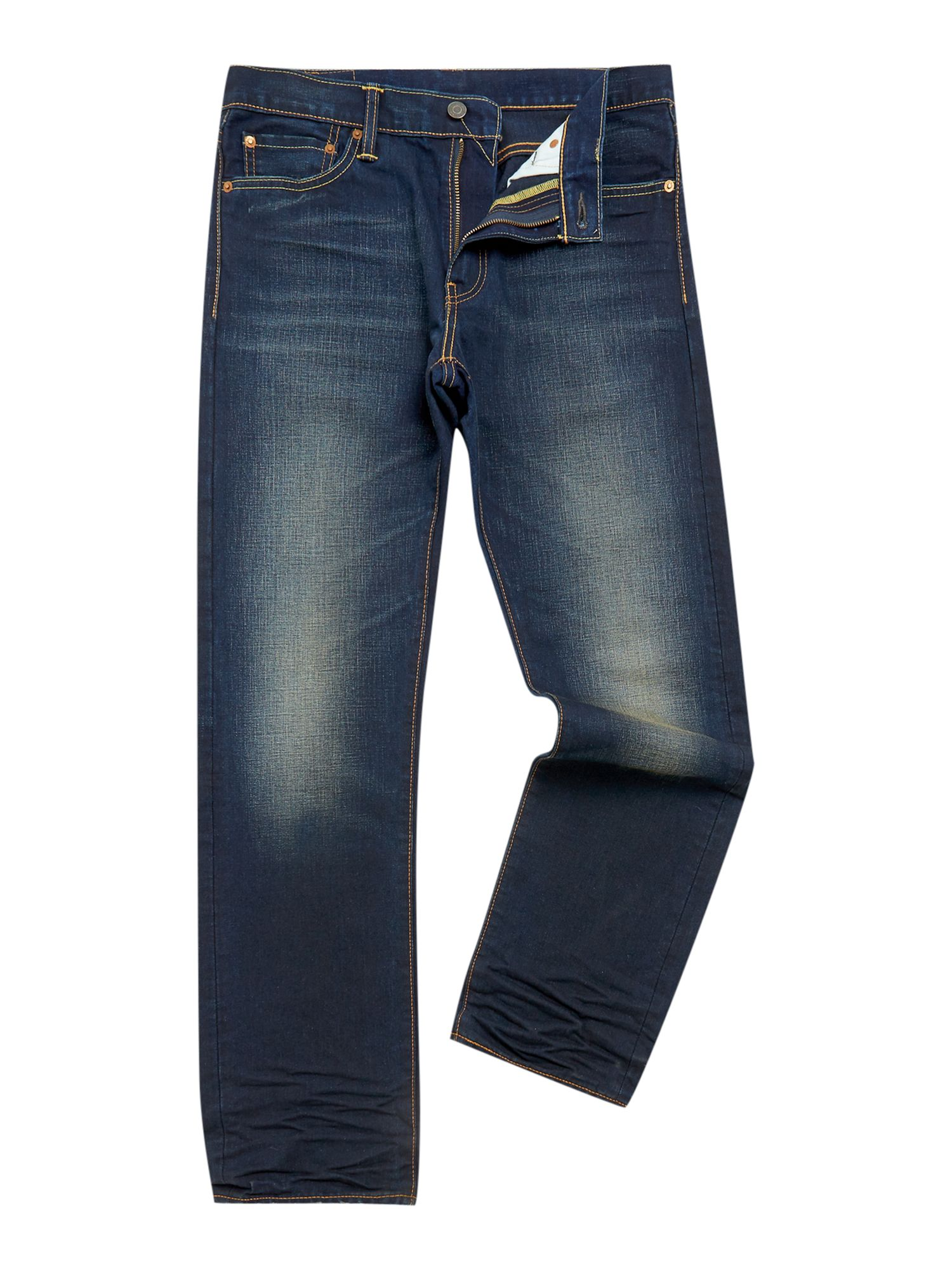 504 straight leg clouds rest jeans