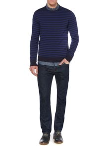 Machine Washable Merino Stripe Jumper