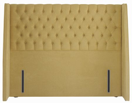 LINEA Home by Hypnos Bella double euro-fit headboard