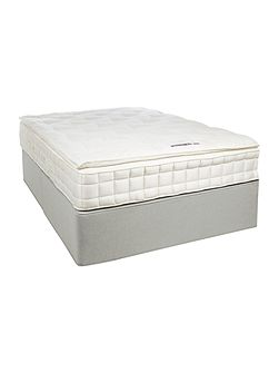 Sleepcare 1400 double sprung edge set imperio 600
