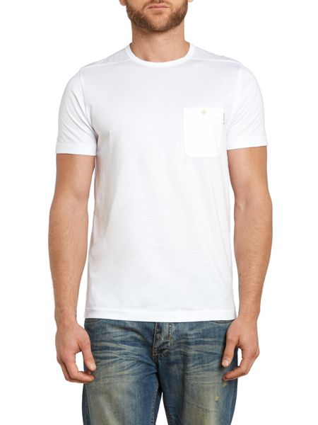Paul Smith London Button pocket t shirt