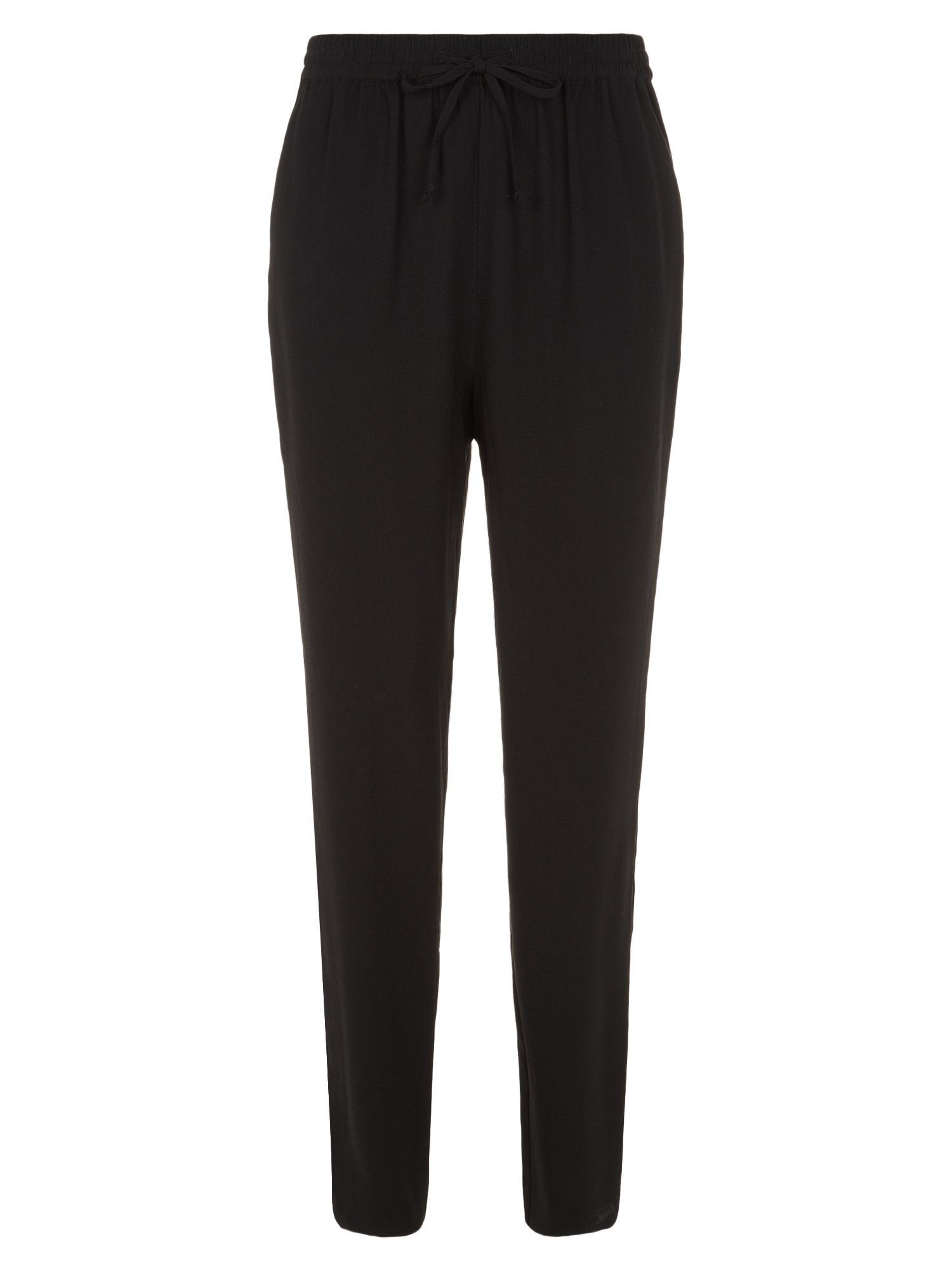 Tapered leg trouser