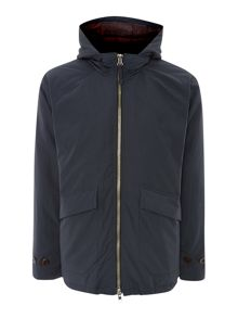Down filled anorak
