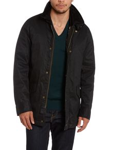 Double decker jacket with detatchable gillet