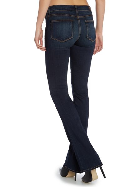 Paige Manhattan baby bootcut in armstrong