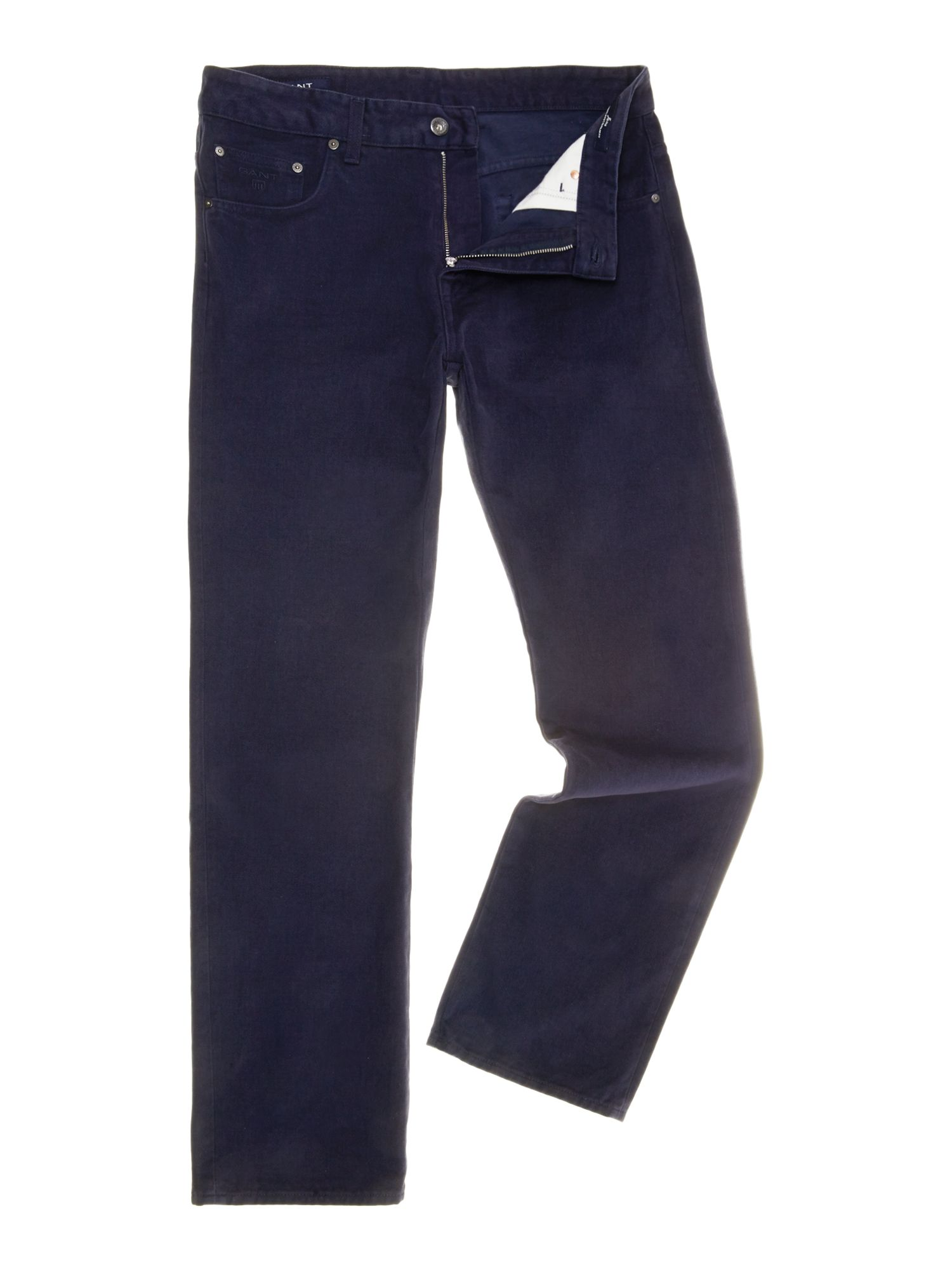 Regular fit jason soft twill jeans