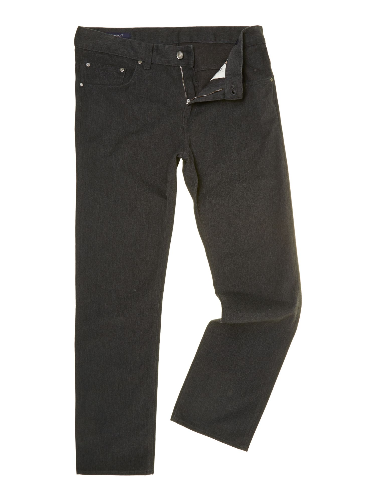 Regular fit Jason soft melange twill jean