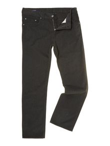 Gant Regular fit Jason soft melange twill jean