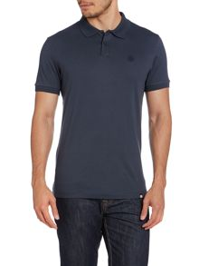 Short slevve polo shirt