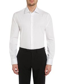 Johnny regular fit poplin shirts