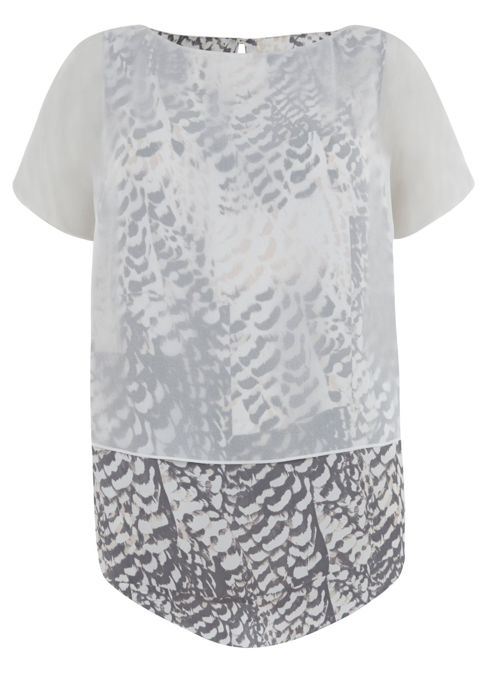 Tansy Layered T-Shirt