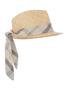 Barbour Summer dress fedora