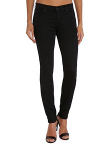 The skinny jeans in phoenix black