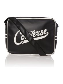 Retro logo shoulder bag