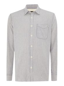 Heavyweight Pinstripe Shirt