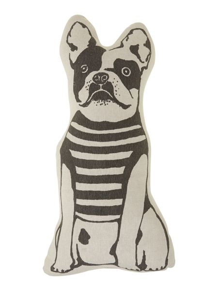Linea Dog shape cushion