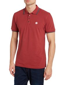 Classic polo shirt with logo