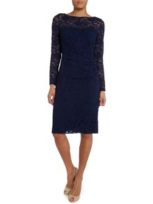 Ziven long sleeve lace dress