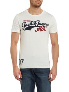 Track and field big jj crew neck Tshirt