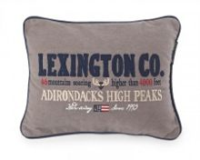 Lexington Sham 30x40 in Grey
