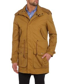 Thatch Waxed Fishtail Parka