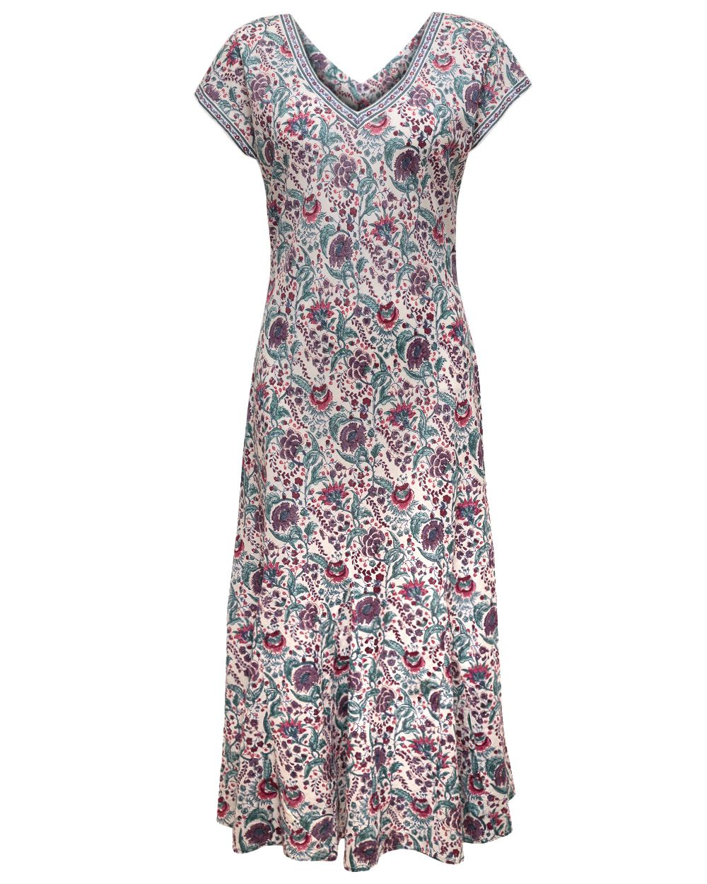 Maybelle Print Dress