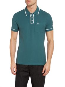 Slim fit earl polo shirt