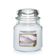 Yankee Candle Angel wings medium jar