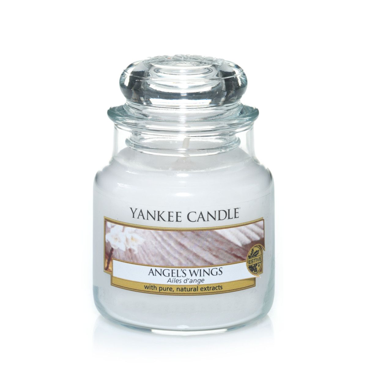 Image of Yankee Candle Angel wings small jar