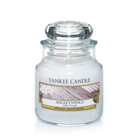 Yankee Candle Angel wings small jar
