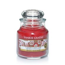 Yankee Candle Classic small jar candy cane lane