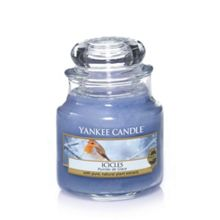 Icicles small jar