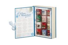 Winter wonderland votive book
