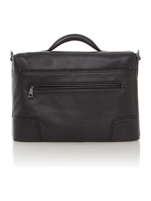 Motivi briefcase style messenger bag