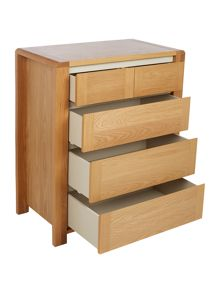 Houston 2+3 drawer chest
