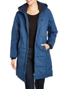 Icegaurd long padded coat