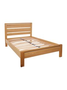 Houston king slatted bedstead